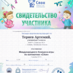 chapter_member_Teryaev_Artemiy